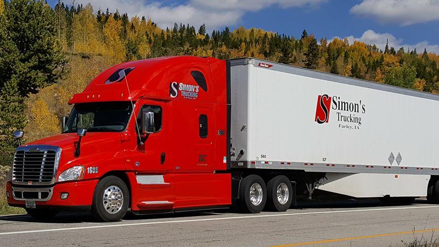 trucking company in Iowa
